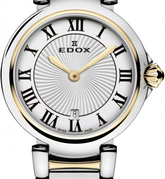 Edox Lapassion Dames Horloge 57002 357rm Ar
